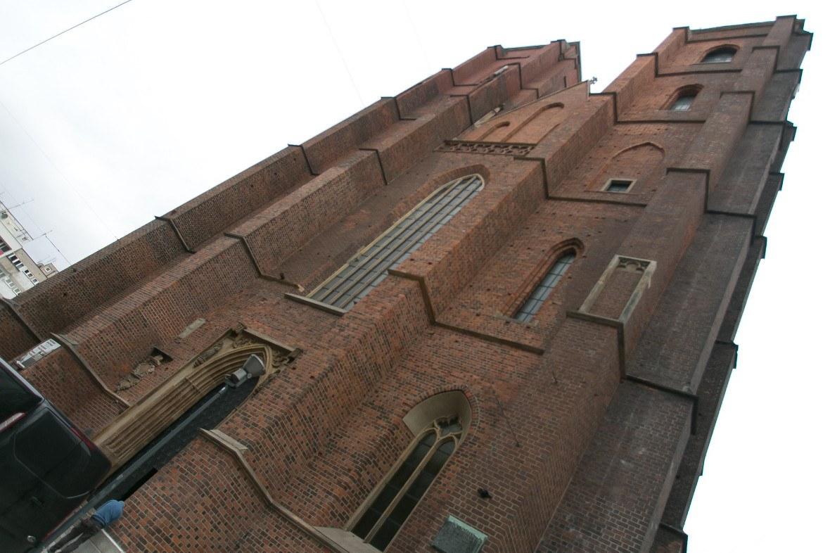 Kościół św. Marii Magdaleny. Fot. Wrocław.pl (J. Krzeszowski)