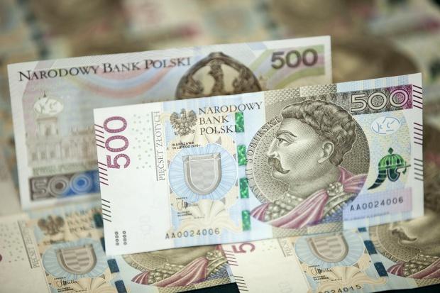 Tak będzie wyglądał nowy banknot 500 zł (fot.NBP)