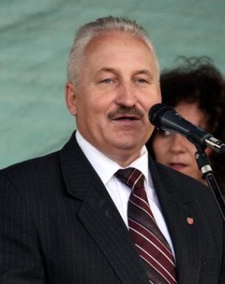 Gustaw Brzezin  - Marszałek województwa Warmińsko-mazurskie po wyborach samorządowych 2014