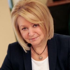 Lucyna  Ekkert - radny miasta Sejmik Województwa Śląskiego po wyborach samorządowych 2014