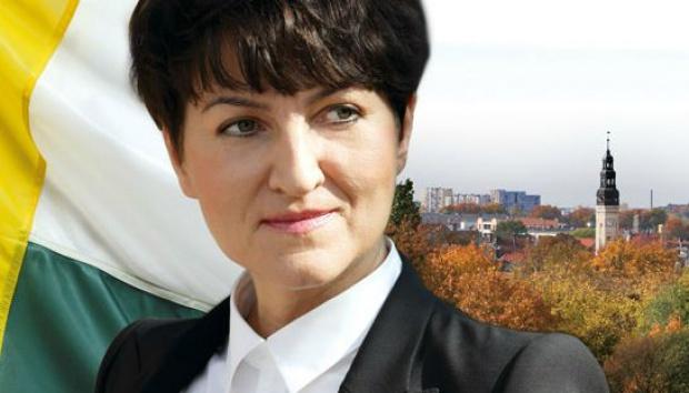Elżbieta Anna Polak - Marszałek województwa Lubuskie po wyborach samorządowych 2014