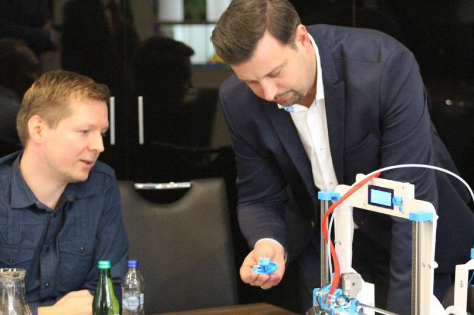 Siemianowice: Drukarki 3D trafią do uczniów