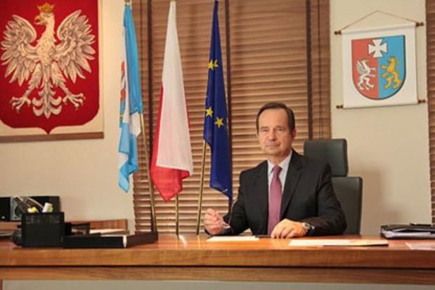 Władysław Ortyl  - Marszałek województwa Podkarpackie po wyborach samorządowych 2014