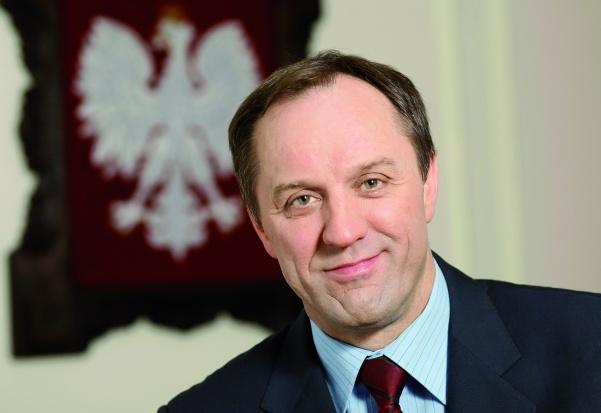 Mieczysław  Struk  - Marszałek województwa Pomorskie po wyborach samorządowych 2014