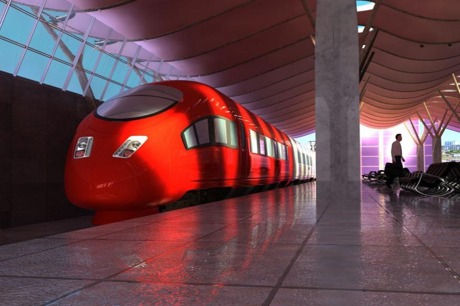 Nidzica: Projekt dworca PKP w rękach mieszkańców