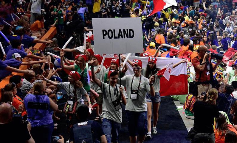 Polacy z sukcesami na Światowej Olimpiadzie Kreatywności 2016 w USA. Fot. Materiały organizatora