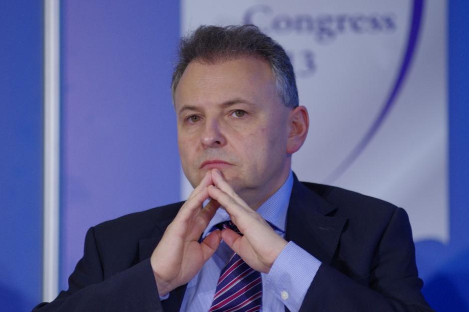 Witold Orłowski i Adam Struzik o funduszach unijnych