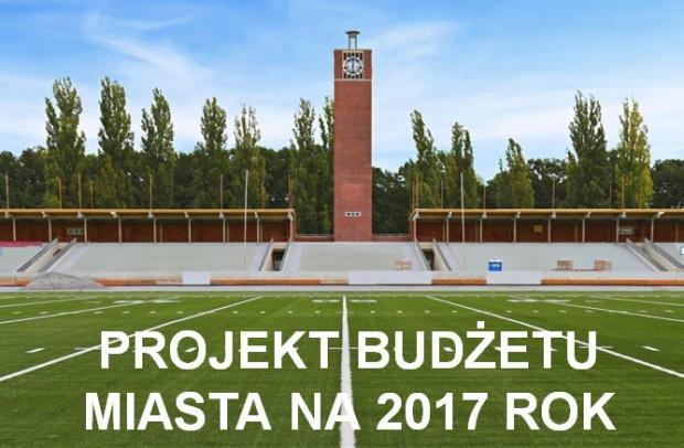 Wrocław: rekordowy budżet na 2017 r. Jest projekt