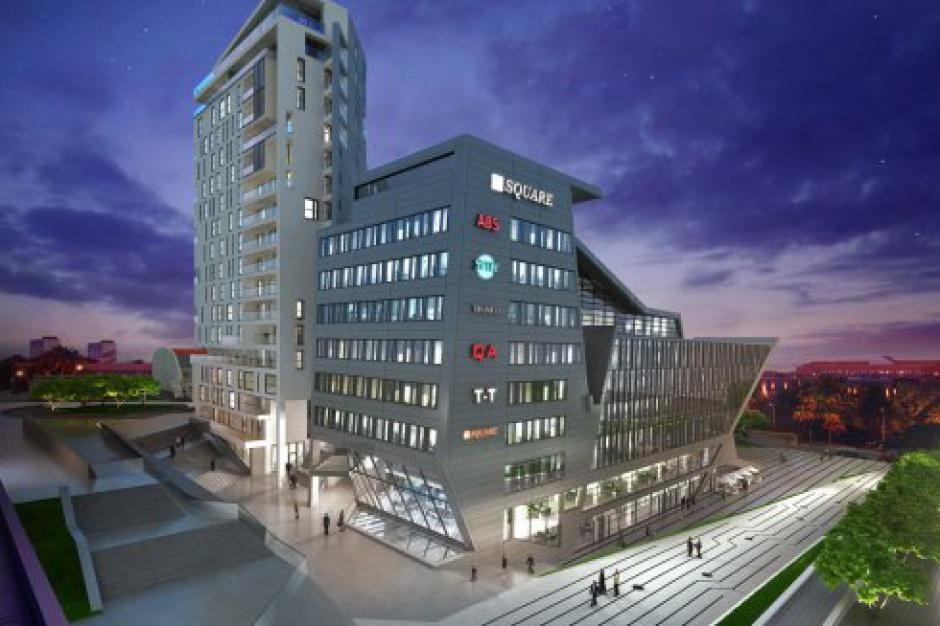 Olsztyn: wieżowce zmienią oblicze śródmieścia