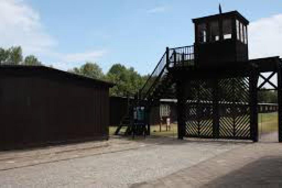 Sztutowo: Porządkowanie składowiska przy dawnym obozie KL Stutthof