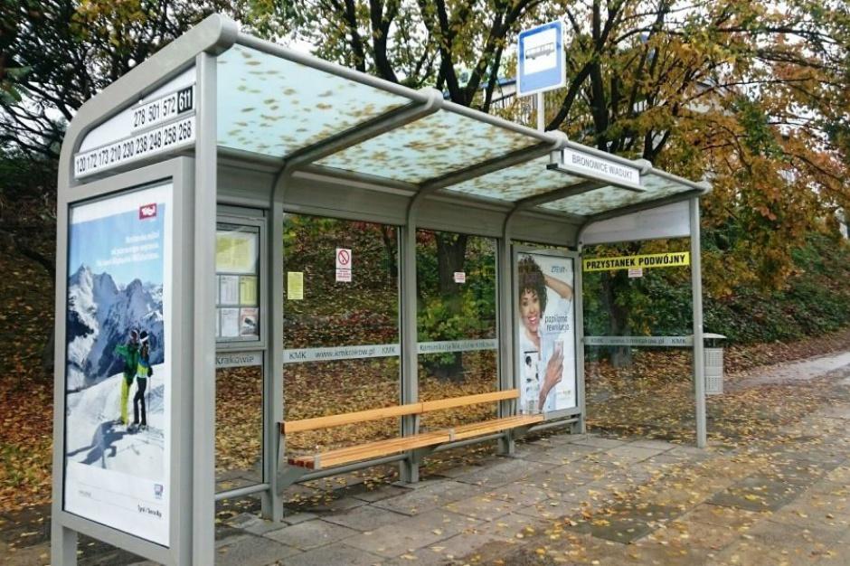 Kraków ma przystanki z wi-fi