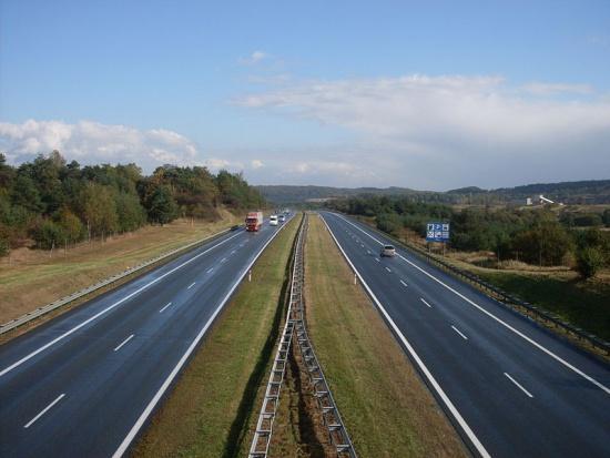 Węzeł autostrady A4 Mysłowice oddany do użytku po przebudowie