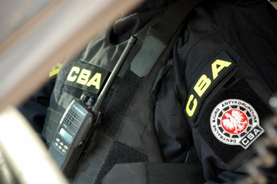 CBA w Urzędzie Marszałkowskim w Toruniu