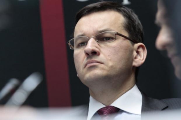 Wicepremier Morawiecki przedstawił Konstytucję biznesu