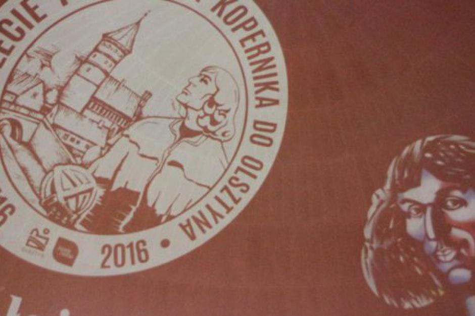 Olsztyn. Obchody 500-lecia przybycia Mikołaja Kopernika