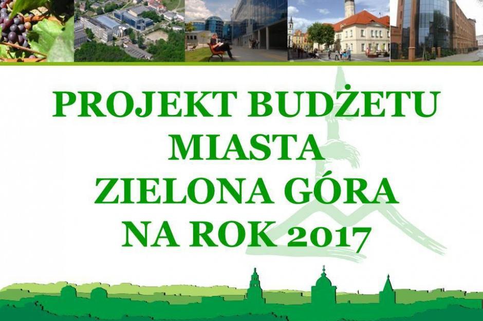 Budżet Zielonej Góry: 213,7 mln zł na inwestycje w 2017 r.