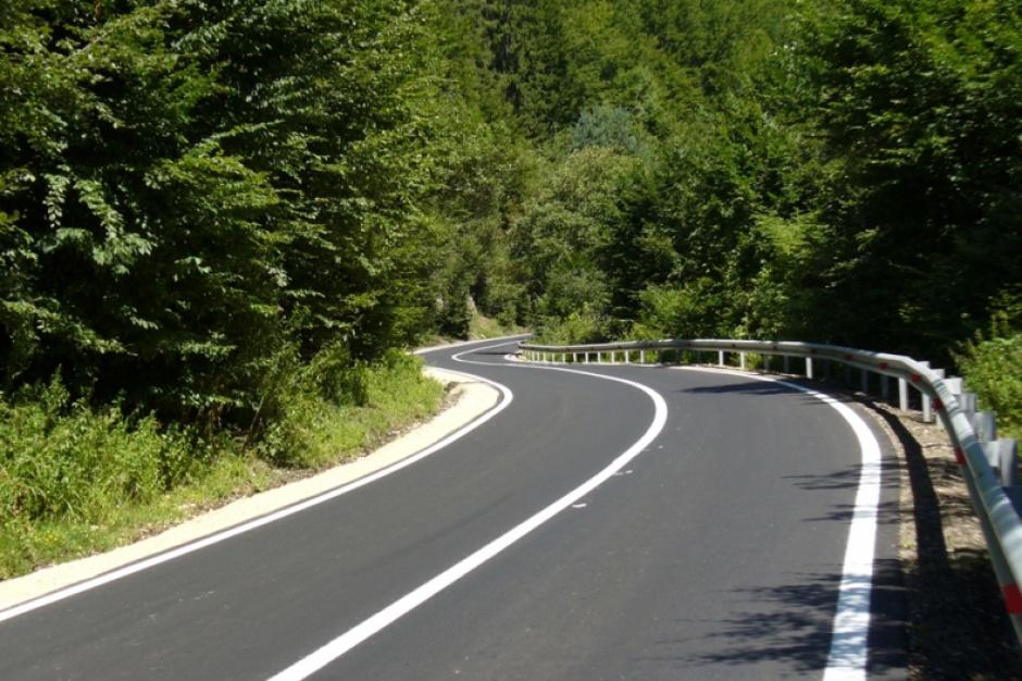 Małopolska modernizuje drogi