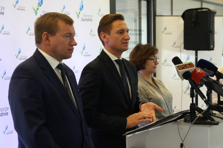 Zachodniopomorskie: Urząd Marszałkowski do konsolidacji. Krok pierwszy