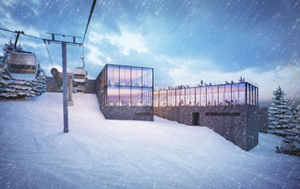 Stacja narciarska w Szczyrku: Tatry Mountain Resorts przedstawia zwycięski projekt