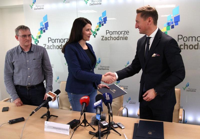 Podpisana z wykonawcą umowa na dokumentację projektową inwestycji warta jest niemal 2,5 mln zł. (fot. wzp.pl)
