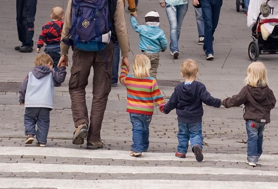 ZPP wierzy, że program 500 plus poprawi sytuację demograficzną w Polsce. (fot. flickr)