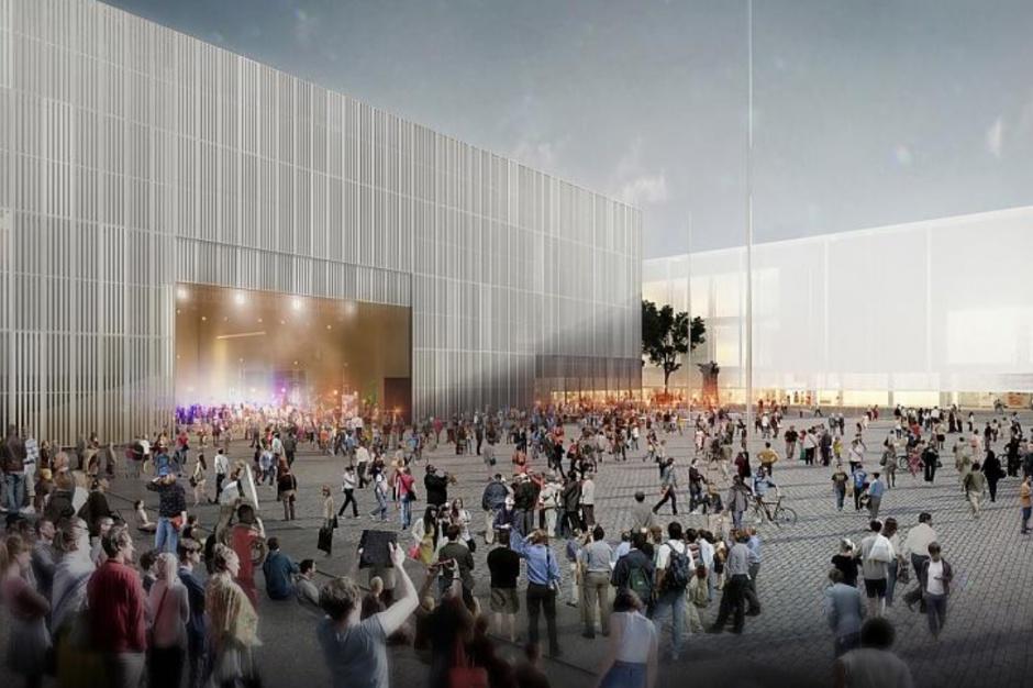 Możliwe opóźnienia w budowie warszawskiego Muzeum Sztuki Nowoczesnej