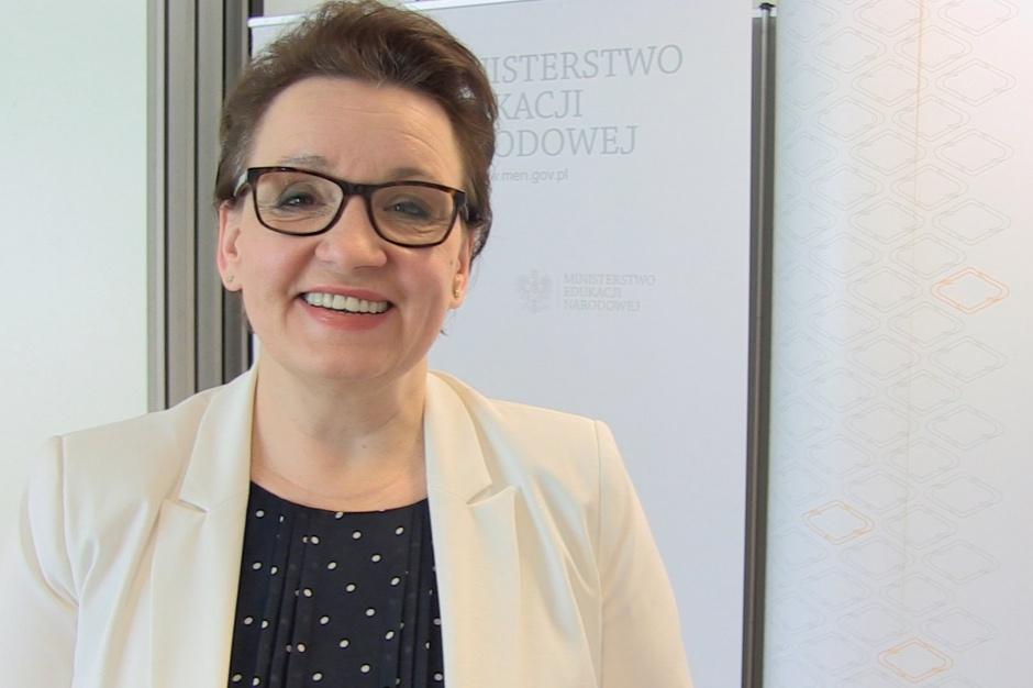 Zalewska: Potrzebne mechanizmy wsparcia dzieci zdolnych