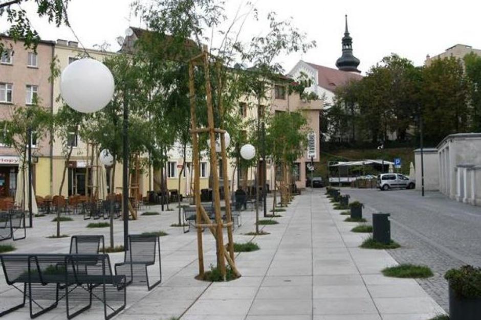 Mały Rynek w Opolu z tytułem najlepszej przestrzeni publicznej województwa