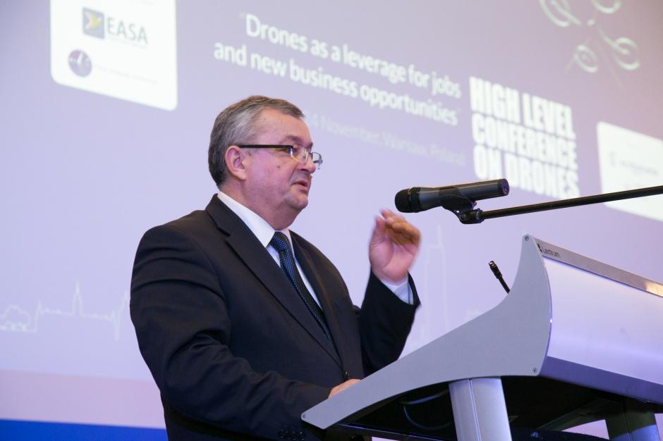 Deklaracja Warszawska dotycząca dronów przyjęta