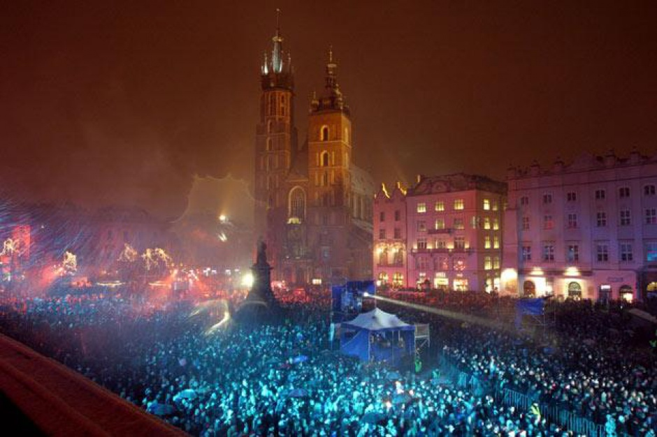 Kraków: będzie mniej imprez na Rynku Głównym