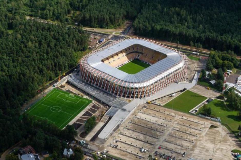 Białystok: Sąd Najwyższy zajmie się kasacją w procesie miasta z wykonawcą stadionu