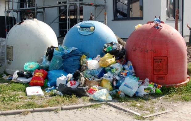 Segregacja odpadów to pic na wodę