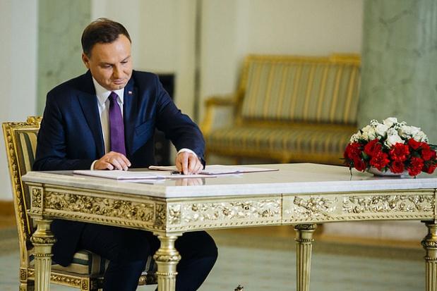 Prezydent podpisał ustawę o kwocie wolnej od podatku