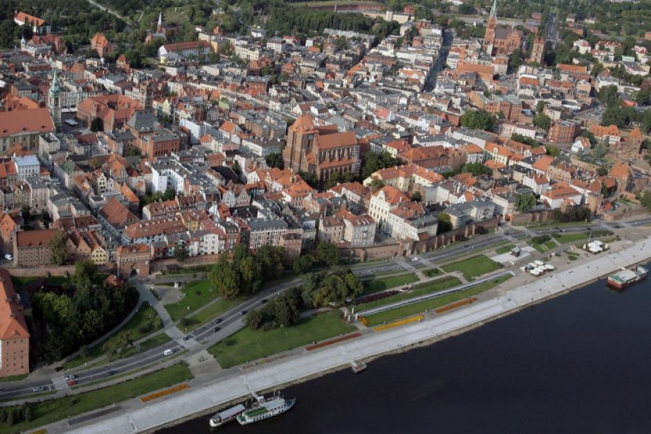 Toruń. Ok. 30 mln zł na zagospodarowanie Bulwaru Filadelfijskiego