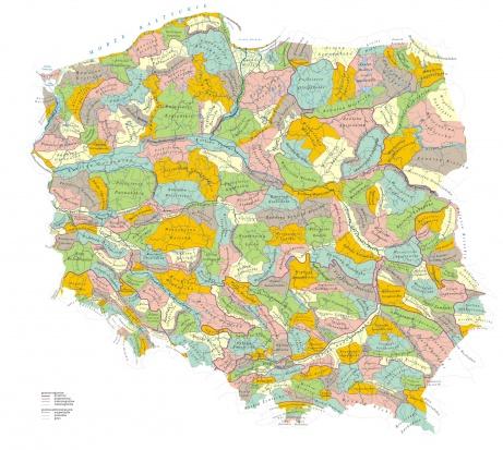 Ta mapa może zaskoczyć. Polska wschodnia lepsza od Wielkopolski