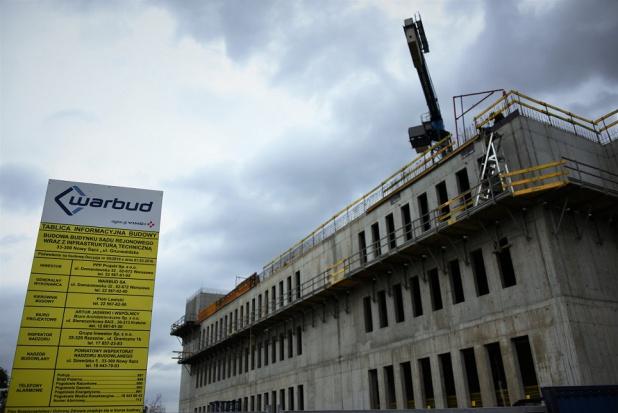 Budowa sądu: PPP w Nowym Sączu wchodzi na kolejny poziom