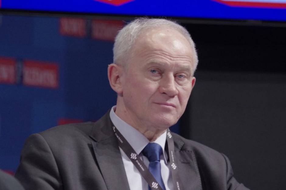 Tchórzewski o połączeniu Polskiej Grupy Górniczej i KHW