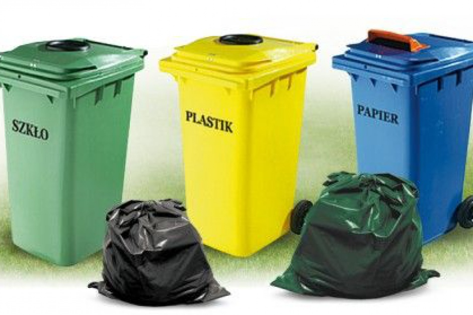 Projekt rozporządzenia w sprawie selektywnego zbierania odpadów: Kolor pojemnika ma znaczenie