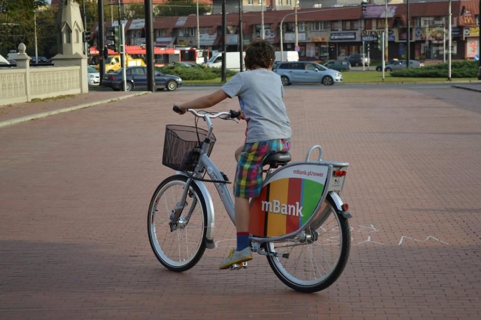Lublin kończy sezon roweru miejskiego z liczbą 850 tysięcy wypożyczeń