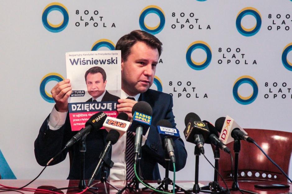 Półmetek kadencji prezydenta Opola: To dobry czas dla miasta