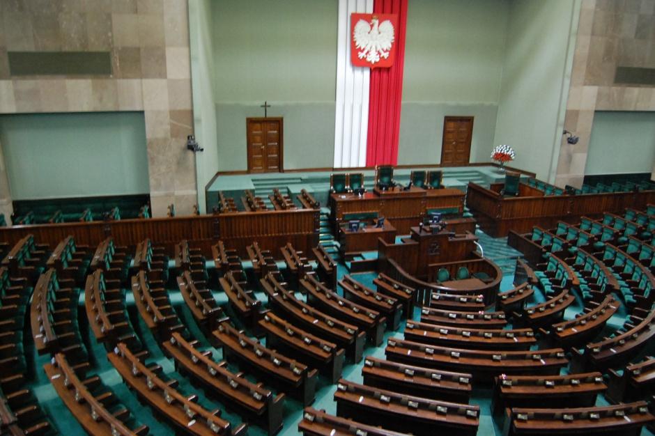 Sejm przyjął projekt o zgromadzeniach