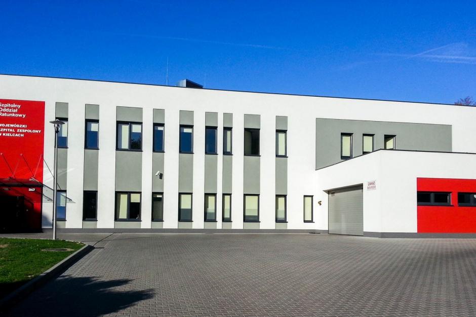 Kielce: W Wojewódzkim Szpitalu Zespolonym powstanie centrum urazowe