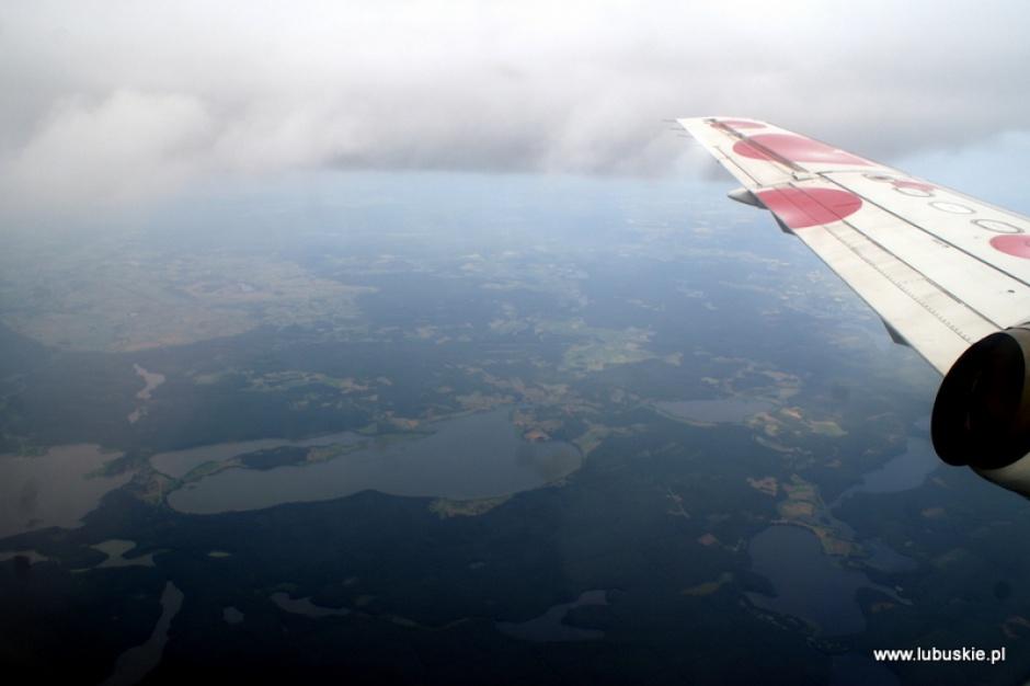 Lubuskie: Promocja regionu poprzez połączenia lotnicze. Jest nowy przetarg