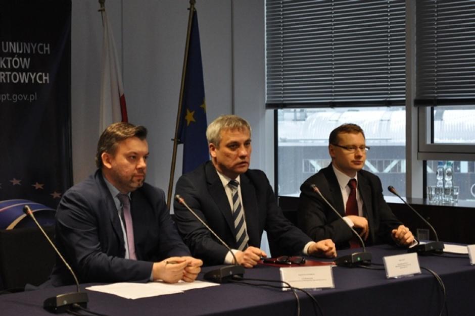 Pół miliarda złotych z UE dla pięciu miast