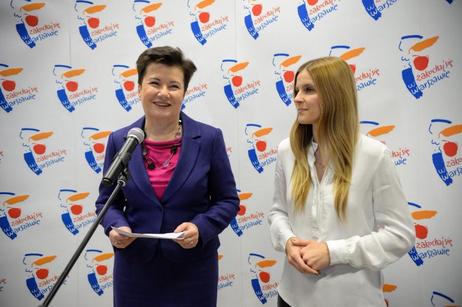 Gronkiewicz-Waltz zadowolona z braku referendum. Co zapowiada?