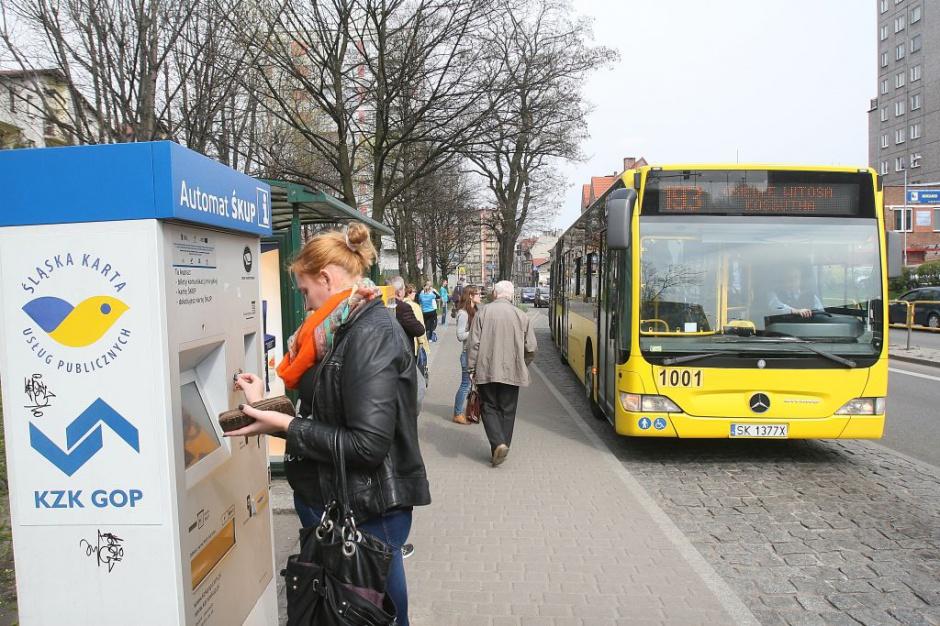 Śląskie: Informacje o jakości powietrza na tablicach zmiennej treści KZK GOP