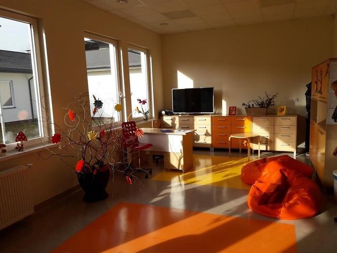 Całkowita powierzchnia użytkowa budynku to prawie 2,7 tys. mkw. (fot. arch. szpitala)