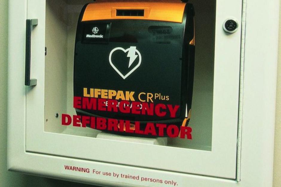 Podkarpackie: Defibrylatory w urzędach gmin