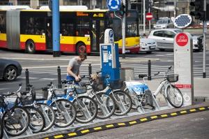 Rekordowy rok warszawskich rowerów miejskich. Prawie 1,9 mln wypożyczeń
