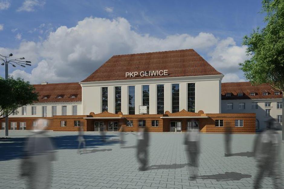 Gliwice: 14 grudnia otwarcie dworca kolejowego po modernizacji